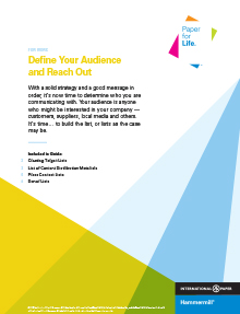 Hammermill - Define Your Audience