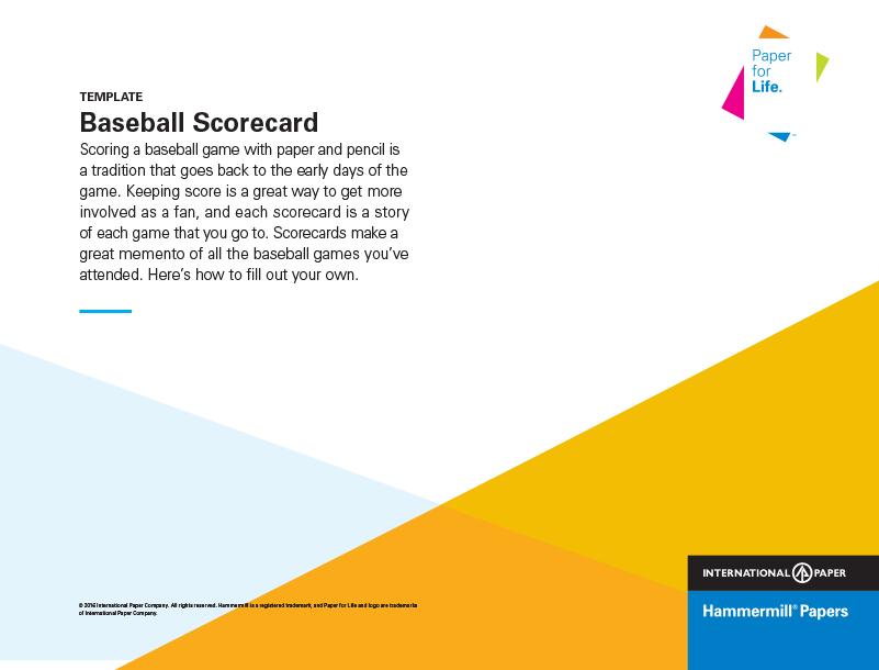 Baseball Scorecard Template from www.hammermill.com