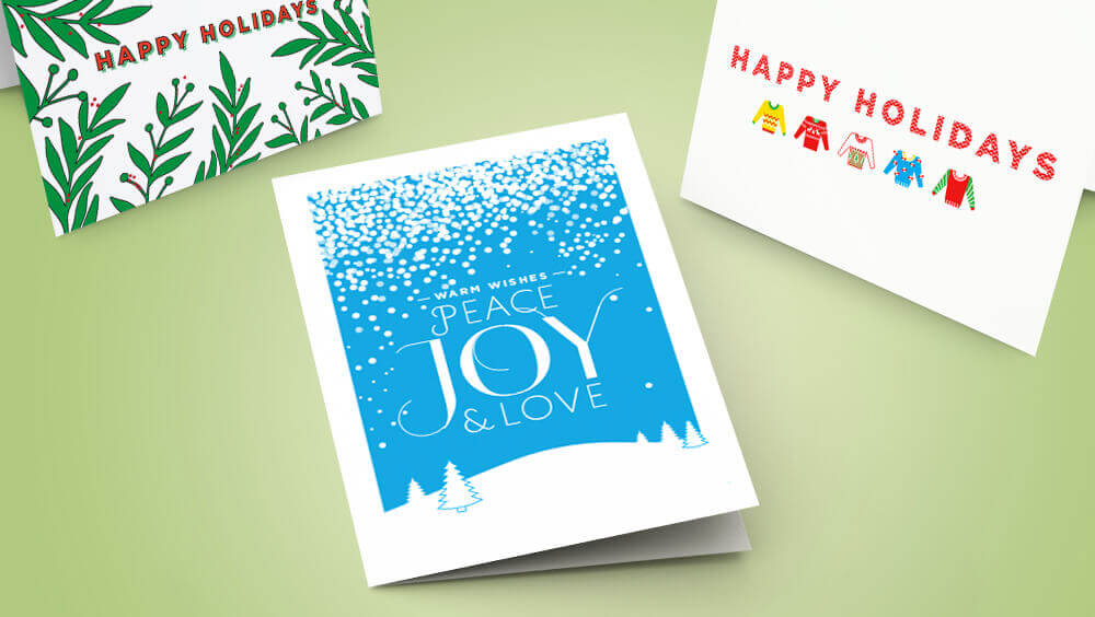 Diy Holiday Cards Hammermill Papers